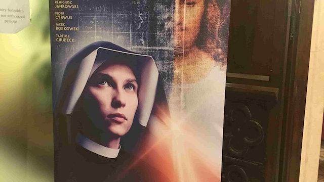 Vaticano presenta película sobre Santa Faustina