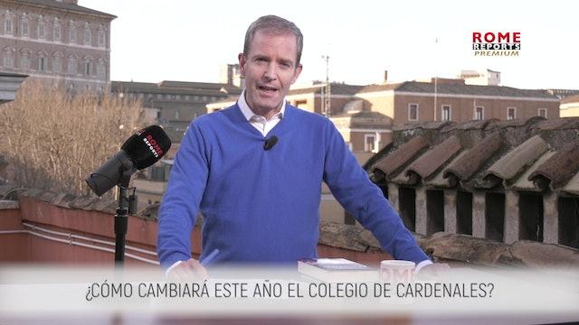 ¿CÓMO CAMBIARÁ ESTE AÑO EL COLEGIO DE CARDENALES?