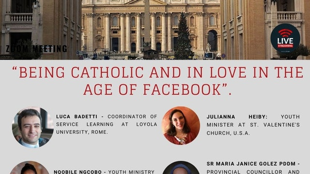 """""""Being Catholic and in love in the age of facebook"""""""