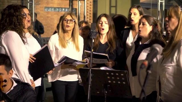 """""""Alégrate Conmigo"""", el álbum del coro paraguayo que regalaron a Francisco"""