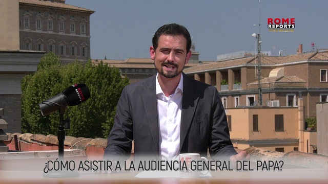 ¿CÓMO ASISTIR A LA AUDIENCIA GENERAL DEL PAPA FRANCISCO?