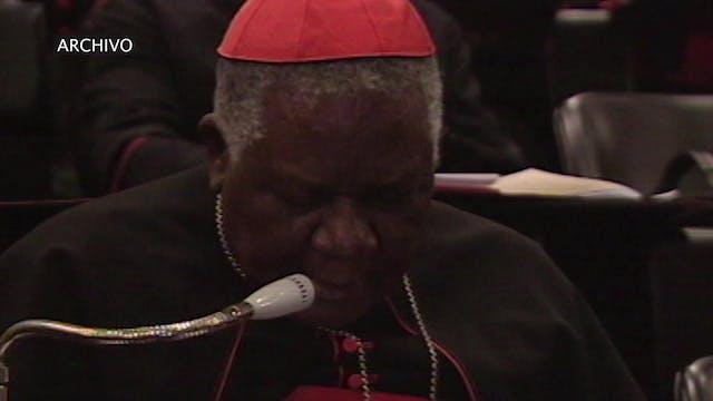Cardinal Christian Wiyghan Tumi, dies...