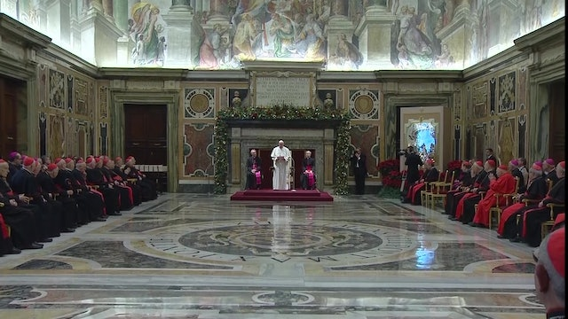 New constitution to revamp Vatican Curia should be ready before 2020