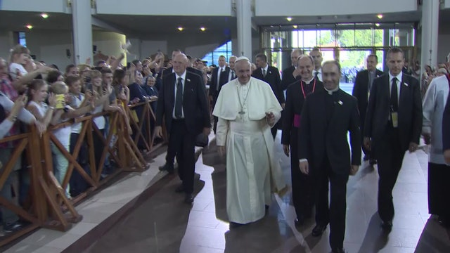 Keys to the pope's trip to Panama for WYD