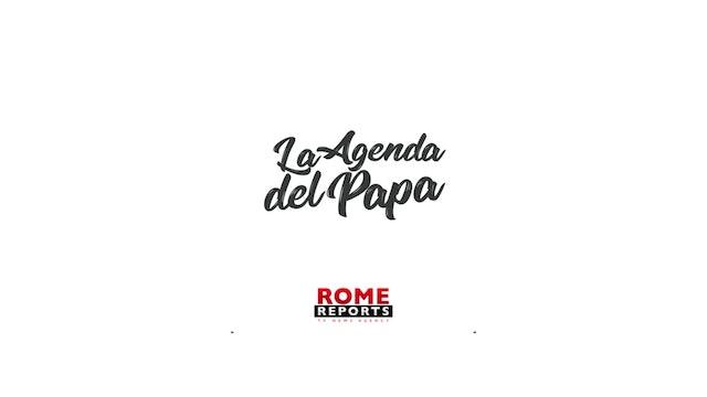 La Agenda del Papa 07/01/20