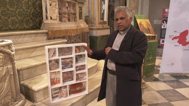 Reliquia de cristianos asesinados en ...
