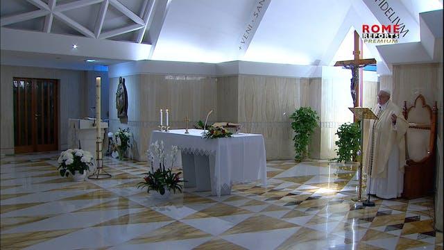 El Papa reza por los estudiantes y pr...