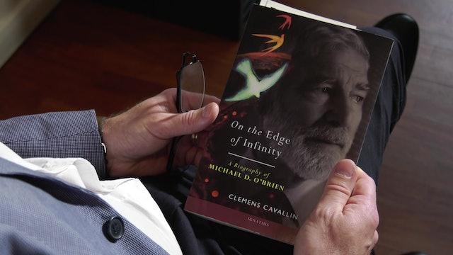 Publican biografía de Michael O'Brien, autor de novelas católicas apocalípticas