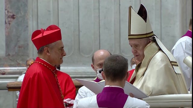 Cardenal Mauro Gambetti es el nuevo a...