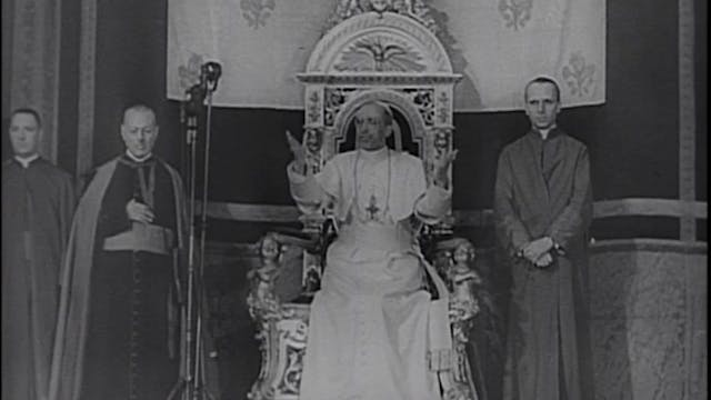 Pacelli's list: How Pius XII and his ...