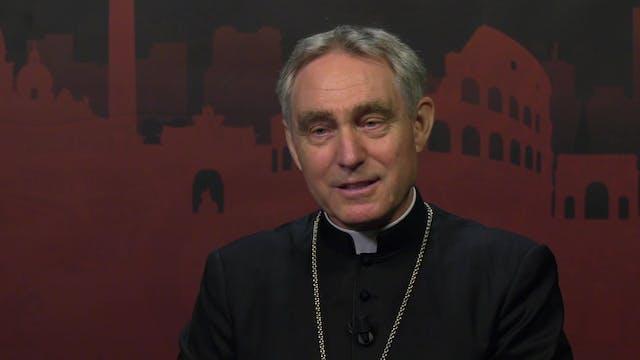 """""""Benedicto XVI no esperaba un camino ..."""
