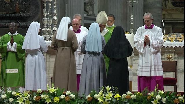 Papa en misa por Mes Misionero: No hagáis discípulos vuestros sino del Señor