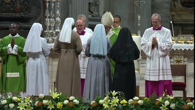 Papa en misa por Mes Misionero: No ha...
