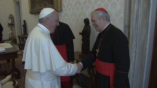 Fallece el cardenal Jorge Urosa, arzo...