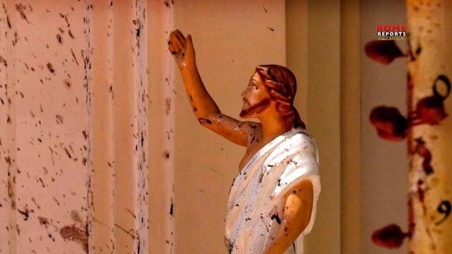 Christians in Sri Lanka: Many Muslims...