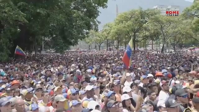 Obispos de Venezuela piden el fin de la represión y denuncian asalto a iglesia