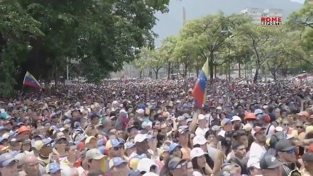 Obispos de Venezuela piden el fin de ...