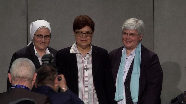 Unión Internacional de Superioras: No tenemos una posición sobre mujeres diácono