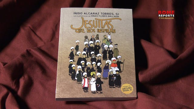 Book about Jesuits of the past inspir...
