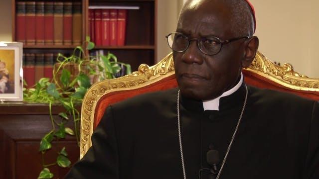 Cardinal Sarah publishes Benedict's l...