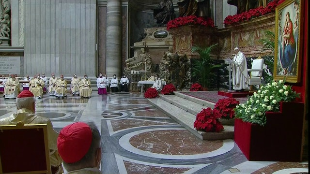 Two key messages from Pope Francis on Christmas marked by pandemic