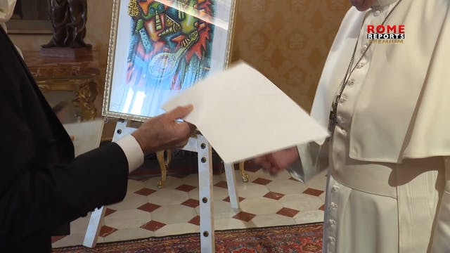 New Cuban ambassador meets with Pope ...