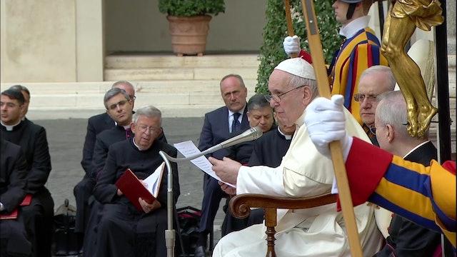 El Mundo visto desde el Vaticano 09-09-2020