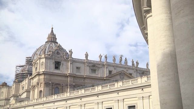 Vatican takes measures against the co...