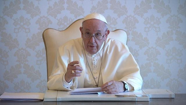 Mensaje completo del Papa por la Jornada Mundial de los Abuelos y de los Mayores
