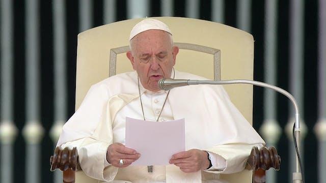 Papa inicia ciclo de catequesis sobre...