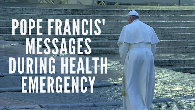 Stories that embody Pope Francis' mes...