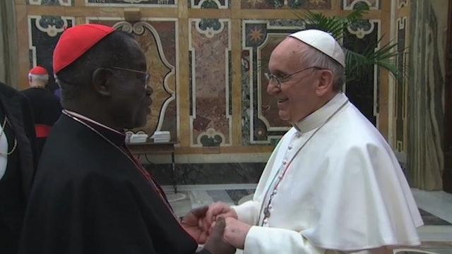 Fallece el cardenal Monsengwo Pasinya a los 81 años