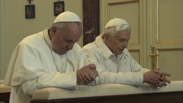 Benedict XVI: There are not two popes