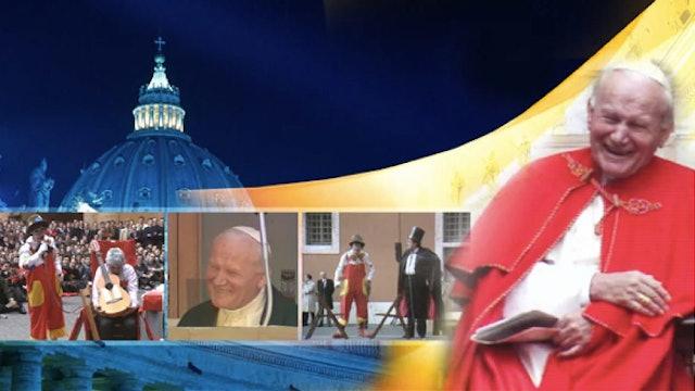 La risa de Juan Pablo II