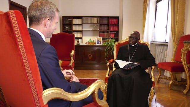 Cardenal Sarah: La crisis de la fe no...