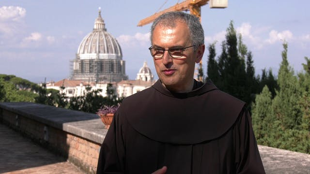 New Franciscan leader says staying co...