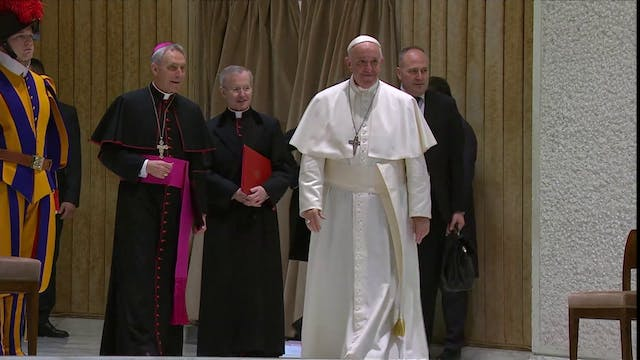 Pope to Italy's Court of Audit: Corru...