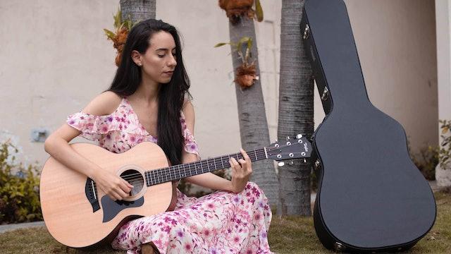 Juliana Pérez, la artista que combina música y pintura para hablar de Dios