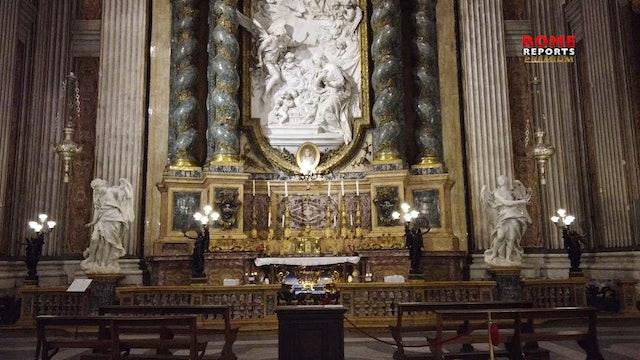 Los Jesuitas conmemoran los 400 años de la muerte de San Juan Berchmans