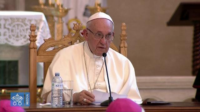 Papa sobre Mons. Romero: Fue 'excomulgado' en los cuchicheos de muchos obispos