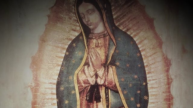 Guadalupe: El último mensaje de sus ojos