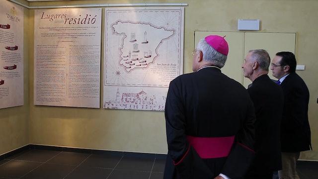 Cardinal Ladaria inaugurates the jubilee year of St. John of Ávila
