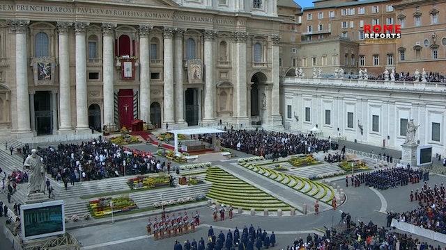 Vaticano adapta Semana Santa al Coronavirus
