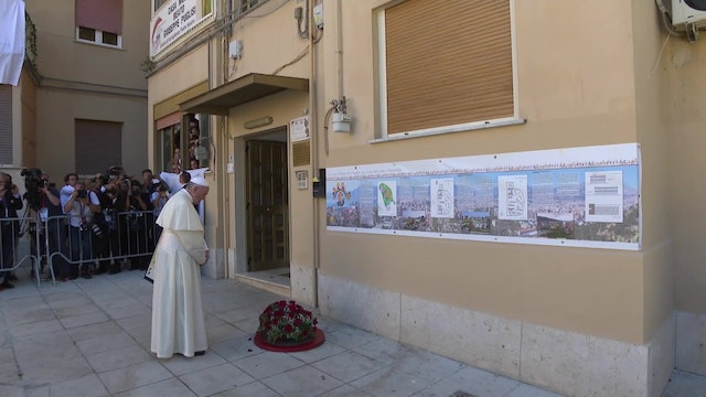 Weekly Program: The World seen from The Vatican 05-12-2021