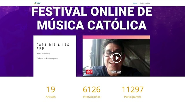 Virtual Catholic music festival organized during coronavirus quarantine