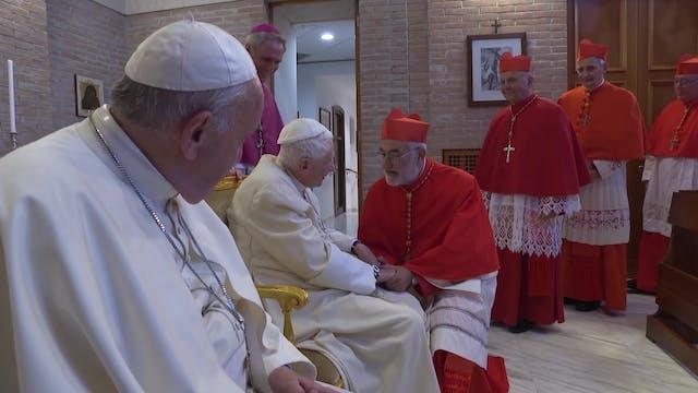 Benedict XVI asks new cardinals to be...