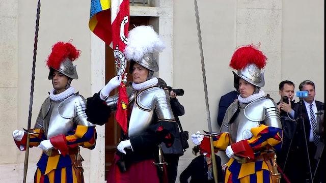 Keys: What is a Swiss guard?