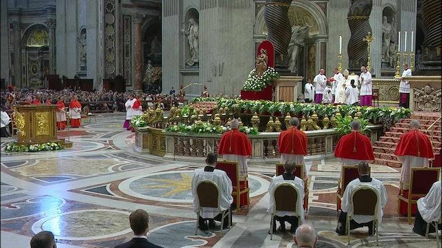El Mundo visto desde el Vaticano 28-10-2020