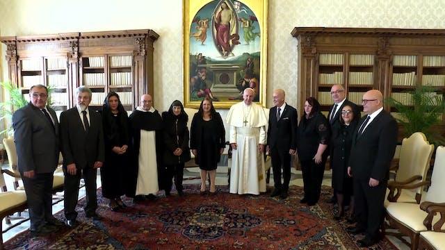 Presidenta de Malta se reúne con el P...