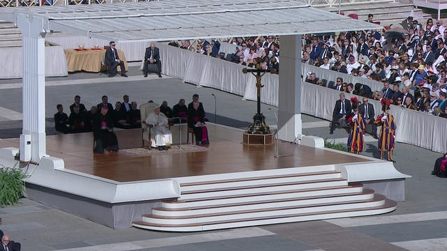 Pope Francis on his trip: there is a ...